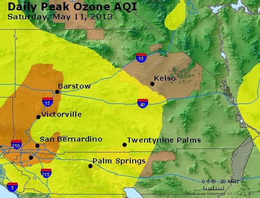 Peak Ozone (8-hour) - http://files.airnowtech.org/airnow/2013/20130511/peak_o3_sanbernardino_ca.jpg