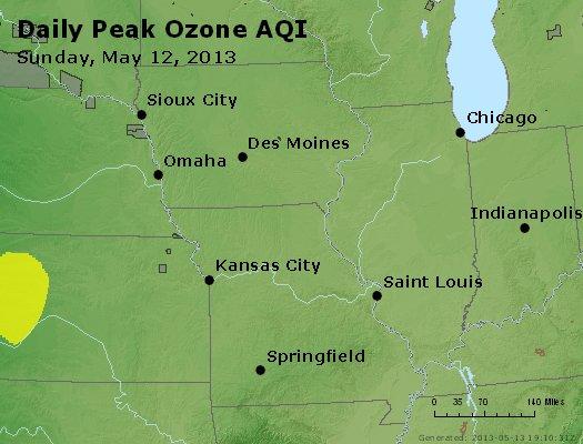 Peak Ozone (8-hour) - http://files.airnowtech.org/airnow/2013/20130512/peak_o3_ia_il_mo.jpg