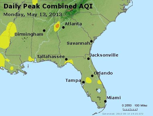 Peak AQI - http://files.airnowtech.org/airnow/2013/20130513/peak_aqi_al_ga_fl.jpg