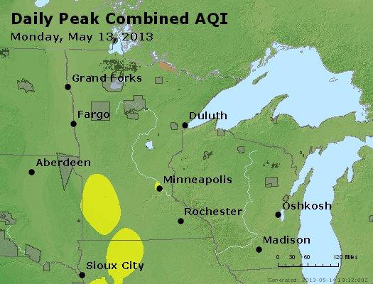Peak AQI - http://files.airnowtech.org/airnow/2013/20130513/peak_aqi_mn_wi.jpg