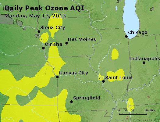 Peak Ozone (8-hour) - http://files.airnowtech.org/airnow/2013/20130513/peak_o3_ia_il_mo.jpg