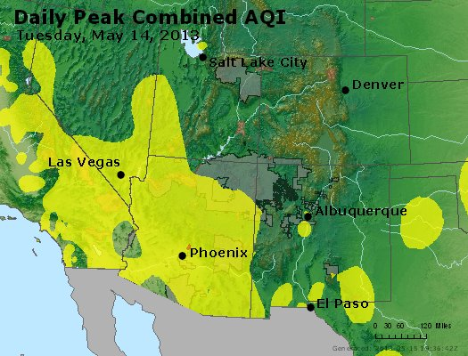 Peak AQI - http://files.airnowtech.org/airnow/2013/20130514/peak_aqi_co_ut_az_nm.jpg