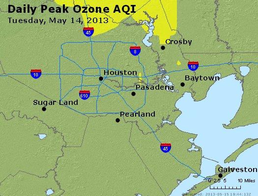 Peak Ozone (8-hour) - http://files.airnowtech.org/airnow/2013/20130514/peak_o3_houston_tx.jpg