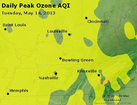Peak Ozone (8-hour) - http://files.airnowtech.org/airnow/2013/20130514/peak_o3_ky_tn.jpg