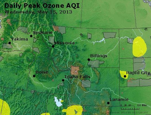 Peak Ozone (8-hour) - http://files.airnowtech.org/airnow/2013/20130515/peak_o3_mt_id_wy.jpg