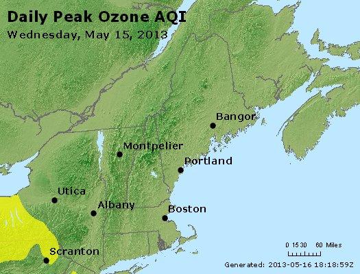 Peak Ozone (8-hour) - http://files.airnowtech.org/airnow/2013/20130515/peak_o3_vt_nh_ma_ct_ri_me.jpg
