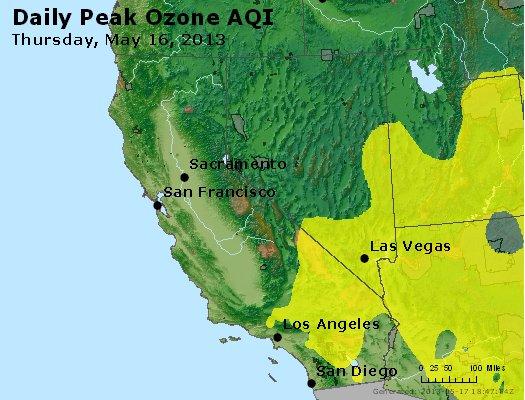 Peak Ozone (8-hour) - http://files.airnowtech.org/airnow/2013/20130516/peak_o3_ca_nv.jpg