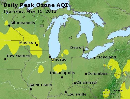 Peak Ozone (8-hour) - http://files.airnowtech.org/airnow/2013/20130516/peak_o3_mi_in_oh.jpg