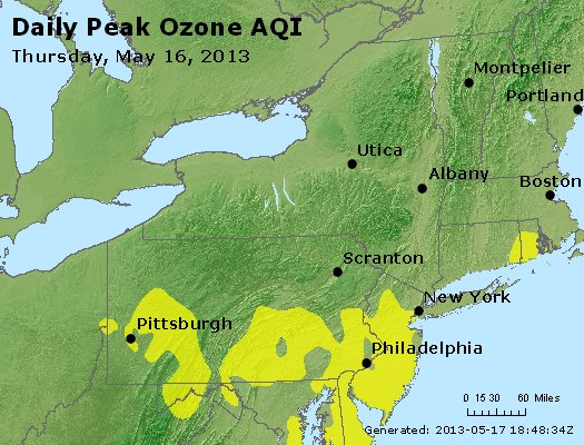 Peak Ozone (8-hour) - http://files.airnowtech.org/airnow/2013/20130516/peak_o3_ny_pa_nj.jpg