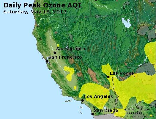 Peak Ozone (8-hour) - http://files.airnowtech.org/airnow/2013/20130518/peak_o3_ca_nv.jpg