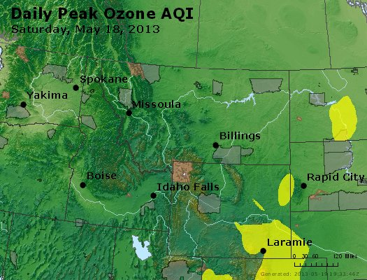 Peak Ozone (8-hour) - http://files.airnowtech.org/airnow/2013/20130518/peak_o3_mt_id_wy.jpg