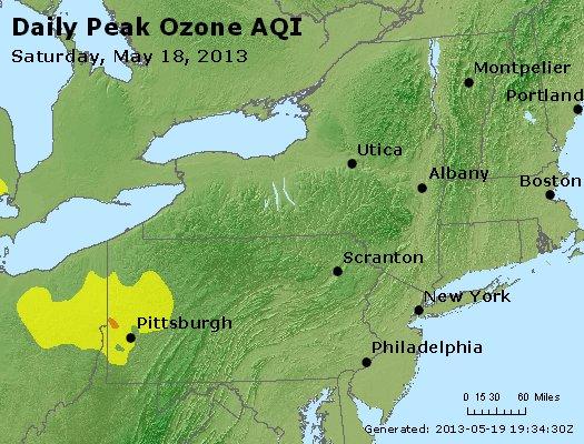 Peak Ozone (8-hour) - http://files.airnowtech.org/airnow/2013/20130518/peak_o3_ny_pa_nj.jpg