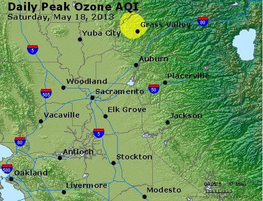 Peak Ozone (8-hour) - http://files.airnowtech.org/airnow/2013/20130518/peak_o3_sacramento_ca.jpg