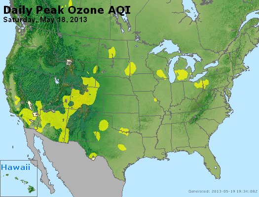 Peak Ozone (8-hour) - http://files.airnowtech.org/airnow/2013/20130518/peak_o3_usa.jpg