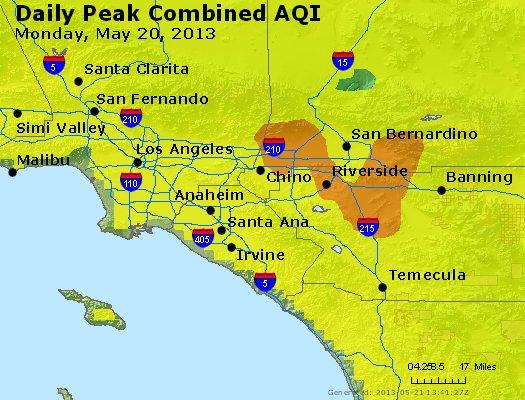 Peak AQI - http://files.airnowtech.org/airnow/2013/20130520/peak_aqi_losangeles_ca.jpg
