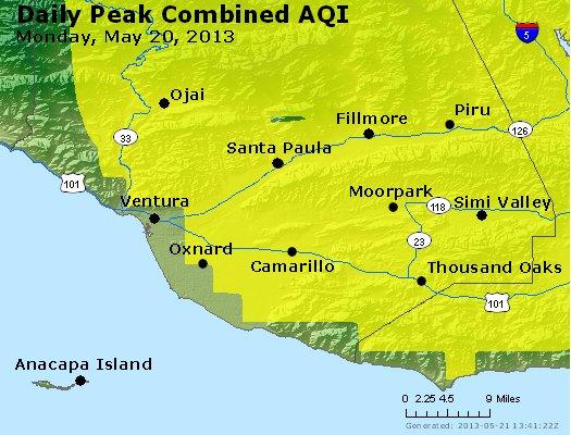 Peak AQI - http://files.airnowtech.org/airnow/2013/20130520/peak_aqi_ventura.jpg