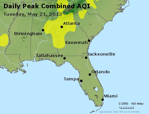 Peak AQI - http://files.airnowtech.org/airnow/2013/20130521/peak_aqi_al_ga_fl.jpg