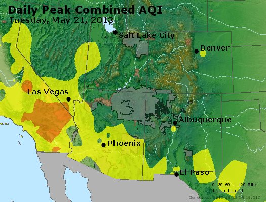 Peak AQI - http://files.airnowtech.org/airnow/2013/20130521/peak_aqi_co_ut_az_nm.jpg