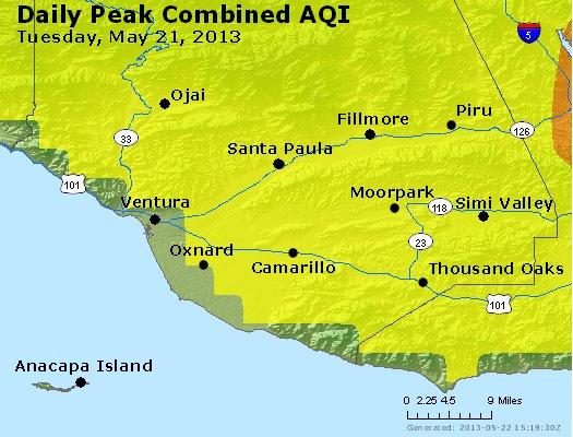 Peak AQI - http://files.airnowtech.org/airnow/2013/20130521/peak_aqi_ventura.jpg