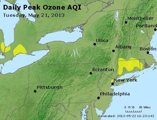 Peak Ozone (8-hour) - http://files.airnowtech.org/airnow/2013/20130521/peak_o3_ny_pa_nj.jpg