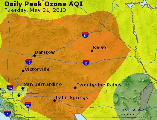 Peak Ozone (8-hour) - http://files.airnowtech.org/airnow/2013/20130521/peak_o3_sanbernardino_ca.jpg