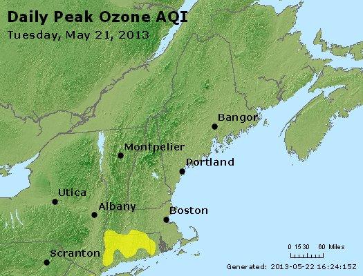 Peak Ozone (8-hour) - http://files.airnowtech.org/airnow/2013/20130521/peak_o3_vt_nh_ma_ct_ri_me.jpg