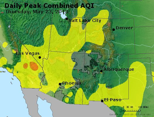 Peak AQI - http://files.airnowtech.org/airnow/2013/20130523/peak_aqi_co_ut_az_nm.jpg