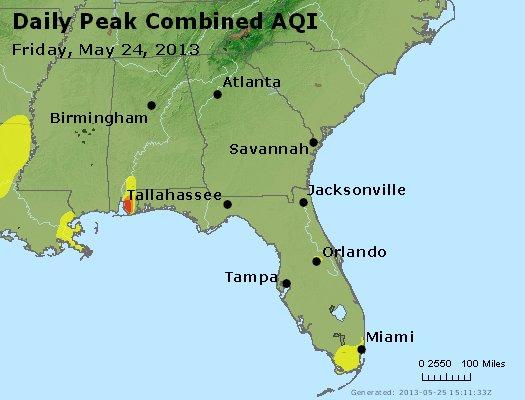 Peak AQI - http://files.airnowtech.org/airnow/2013/20130524/peak_aqi_al_ga_fl.jpg