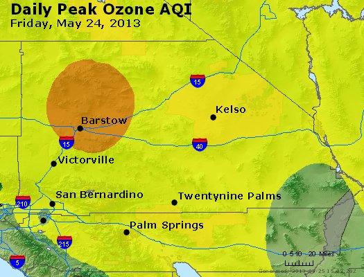 Peak Ozone (8-hour) - http://files.airnowtech.org/airnow/2013/20130524/peak_o3_sanbernardino_ca.jpg