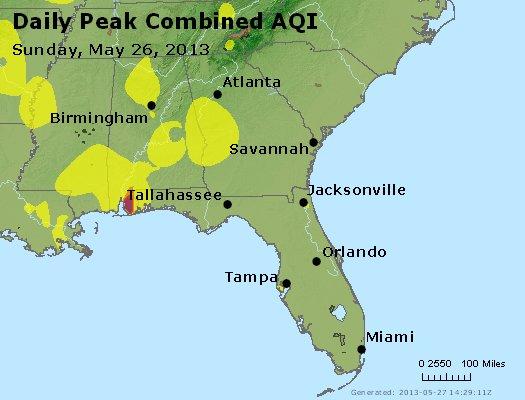 Peak AQI - http://files.airnowtech.org/airnow/2013/20130526/peak_aqi_al_ga_fl.jpg
