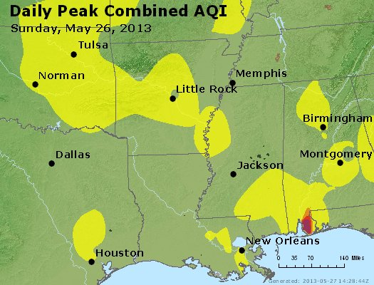 Peak AQI - http://files.airnowtech.org/airnow/2013/20130526/peak_aqi_ar_la_ms.jpg