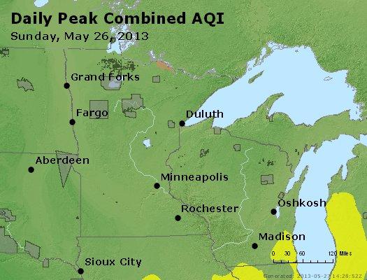 Peak AQI - http://files.airnowtech.org/airnow/2013/20130526/peak_aqi_mn_wi.jpg