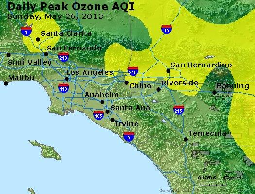 Peak Ozone (8-hour) - http://files.airnowtech.org/airnow/2013/20130526/peak_o3_losangeles_ca.jpg