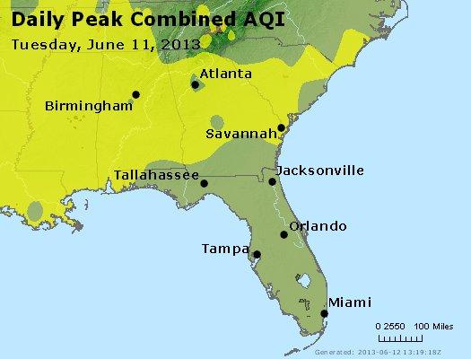 Peak AQI - http://files.airnowtech.org/airnow/2013/20130611/peak_aqi_al_ga_fl.jpg