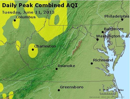 Peak AQI - http://files.airnowtech.org/airnow/2013/20130611/peak_aqi_va_wv_md_de_dc.jpg