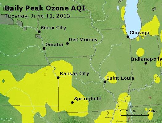 Peak Ozone (8-hour) - http://files.airnowtech.org/airnow/2013/20130611/peak_o3_ia_il_mo.jpg