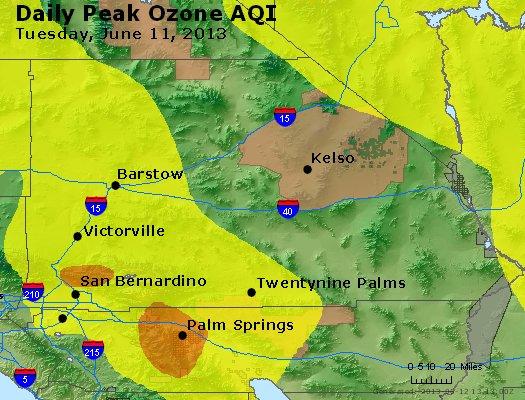 Peak Ozone (8-hour) - http://files.airnowtech.org/airnow/2013/20130611/peak_o3_sanbernardino_ca.jpg