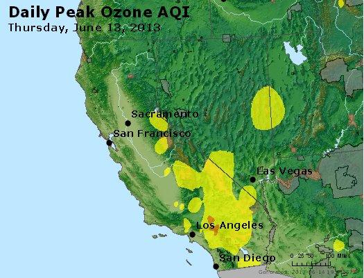 Peak Ozone (8-hour) - http://files.airnowtech.org/airnow/2013/20130613/peak_o3_ca_nv.jpg