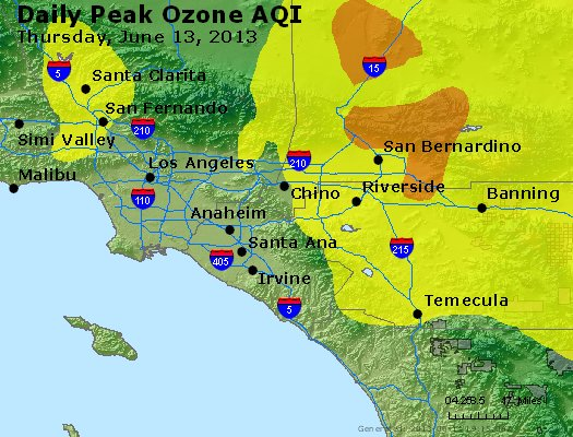 Peak Ozone (8-hour) - http://files.airnowtech.org/airnow/2013/20130613/peak_o3_losangeles_ca.jpg