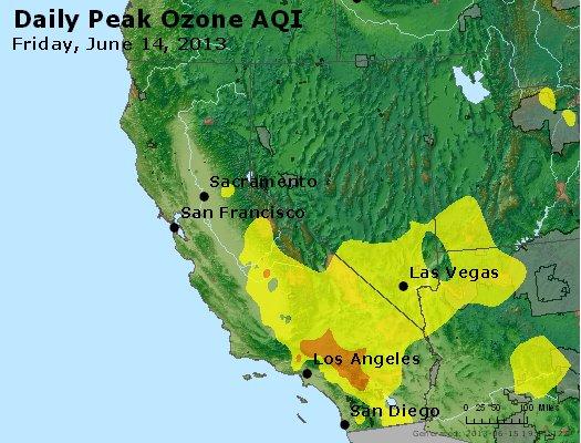 Peak Ozone (8-hour) - http://files.airnowtech.org/airnow/2013/20130614/peak_o3_ca_nv.jpg