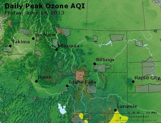 Peak Ozone (8-hour) - http://files.airnowtech.org/airnow/2013/20130614/peak_o3_mt_id_wy.jpg