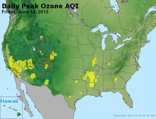 Peak Ozone (8-hour) - http://files.airnowtech.org/airnow/2013/20130614/peak_o3_usa.jpg