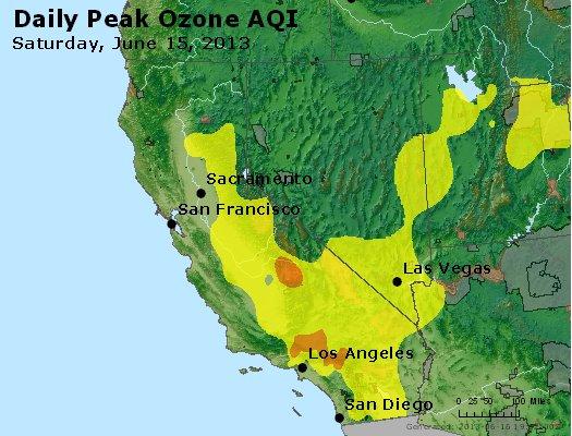 Peak Ozone (8-hour) - http://files.airnowtech.org/airnow/2013/20130615/peak_o3_ca_nv.jpg