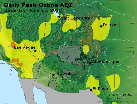 Peak Ozone (8-hour) - http://files.airnowtech.org/airnow/2013/20130615/peak_o3_co_ut_az_nm.jpg