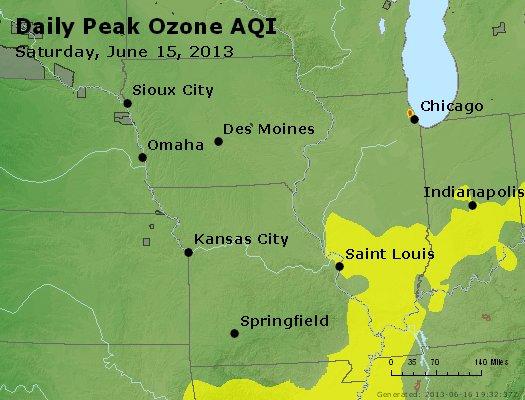 Peak Ozone (8-hour) - http://files.airnowtech.org/airnow/2013/20130615/peak_o3_ia_il_mo.jpg