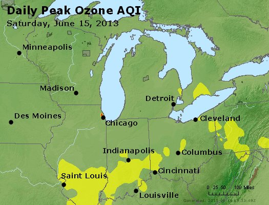 Peak Ozone (8-hour) - http://files.airnowtech.org/airnow/2013/20130615/peak_o3_mi_in_oh.jpg
