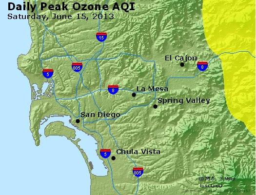 Peak Ozone (8-hour) - http://files.airnowtech.org/airnow/2013/20130615/peak_o3_sandiego_ca.jpg