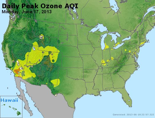 Peak Ozone (8-hour) - http://files.airnowtech.org/airnow/2013/20130617/peak_o3_usa.jpg