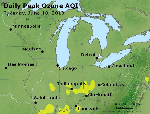 Peak Ozone (8-hour) - http://files.airnowtech.org/airnow/2013/20130618/peak_o3_mi_in_oh.jpg