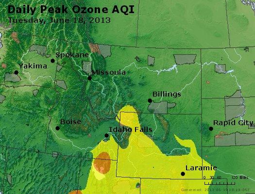 Peak Ozone (8-hour) - http://files.airnowtech.org/airnow/2013/20130618/peak_o3_mt_id_wy.jpg